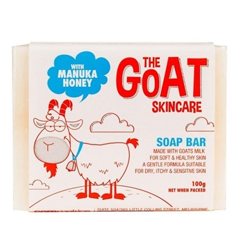 Goat Soap Manuka Honey 100G
