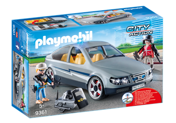 Playmobil Civilfordon 9361