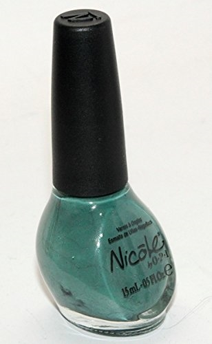 OPI Nicole by OPI Nail Lacquer 15ml Green Up Your Act!