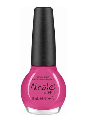 OPI Nicole by OPI Nail Lacquer 15ml Pink Seriously