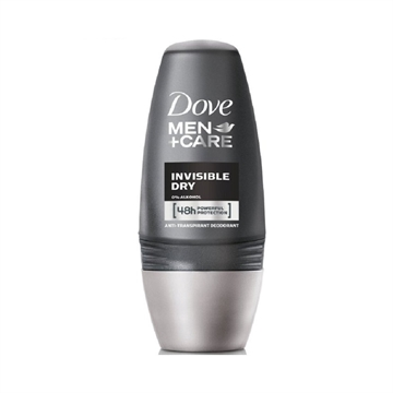 Dove Men +Care Invisible Dry Roll On Deodorant 50 ml