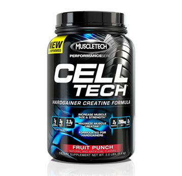 Celltech Performance Series 1.36kg - fruit punch Creatine