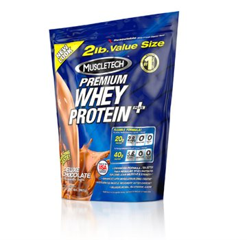 Muscletech Whey Protein Plus 908g Deluxe chocolate
