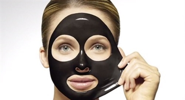 Ansiktsmask Black Peel Off Mask Pormaskar