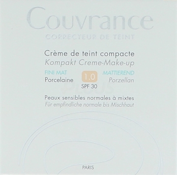 Avene Couvrance Compact Foundation Cream SPF30 9,5gr