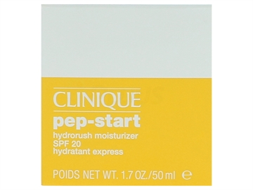 Clinique Pep Start Hydrorush Moisturizer SPF20 50ml