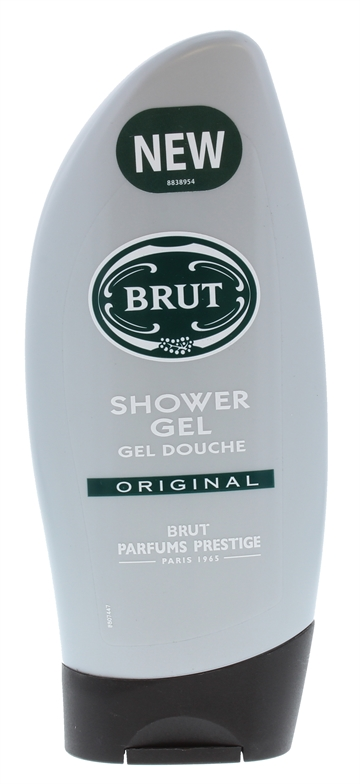 Brut 250ml Shower Gel Original