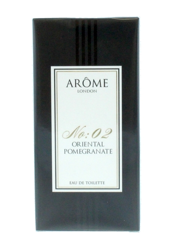 Arome 100ml EDT Orient Pomegranate No.2