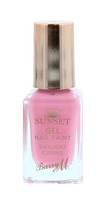 Barry M Sunset Nail Polish Pinking Out Loud