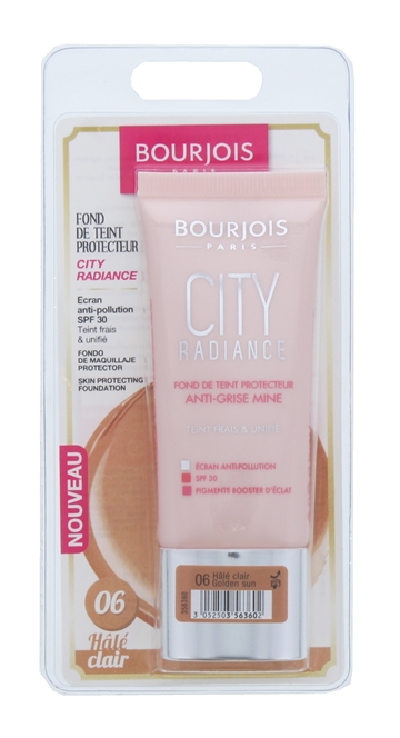 Bourjois City Rad Found Gold Sun 06 For