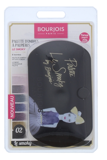 Bourjois Eyeshadow Palette Le Smoky 02