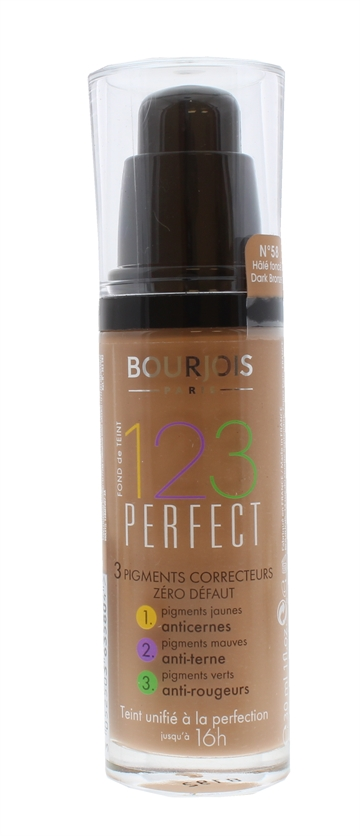 Bourjois 123 Perfect Found Dark Brnze 58