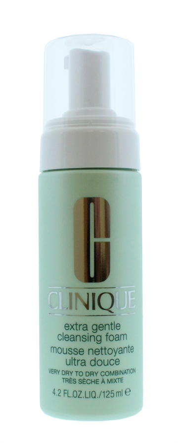 CLINIQUE 125ML EXTRA GENTLE CLEANSING FOAM