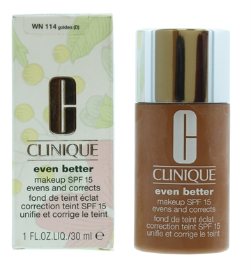 Clinique Even Better Found Golden 10