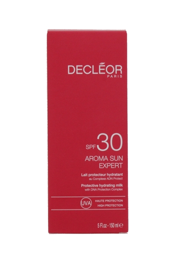 DECLEOR 150ML PUMP PROTECTIVE HYDRATING BODY MILK SPF 30