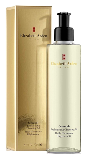 ELIZABETH ARDEN 195ML CERAMIDE REPLENISHING CLEANSING OIL