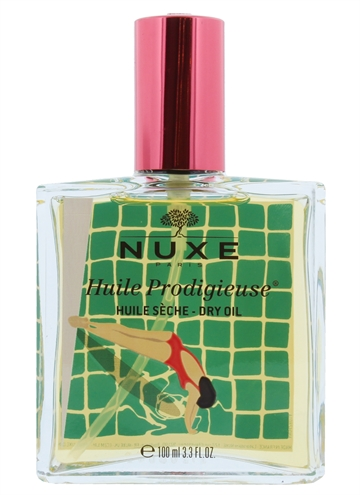 Nuxe 100ml Multi-Purpose Dry Oil Spray Limited Edition Pink