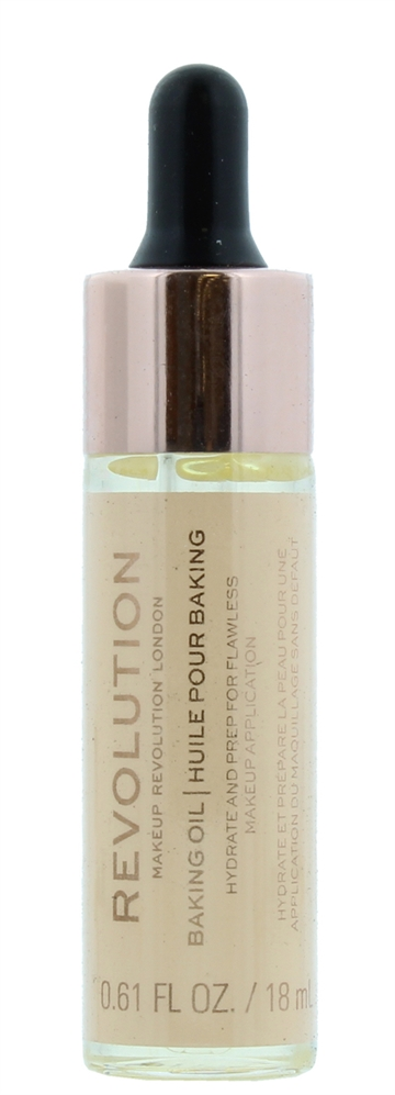 Revolution 18ml Skin Primer Baking Oil