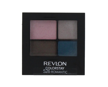 Revlon Colorstay Quad Eyeshadow Romantic