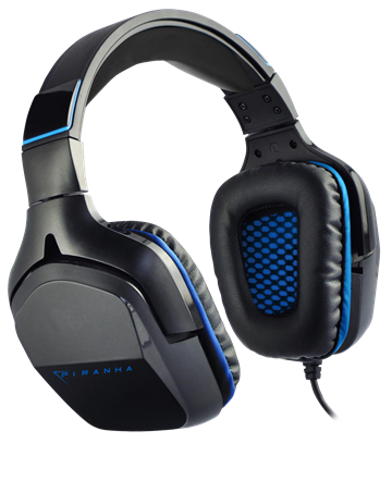 Piranha Gaming Headset HP90 7