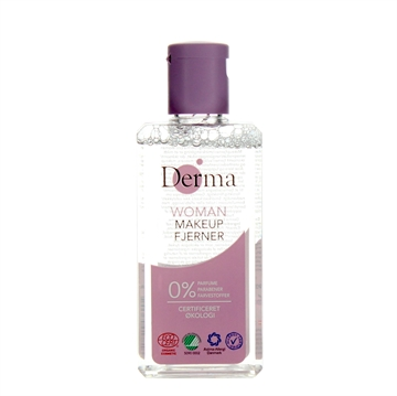 Derma Eco Woman sminkborttagare 195 ml