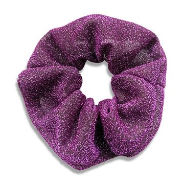 Everneed JoJo Shimmer Scrunchie – purple
