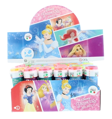Princess 60ml Bubbles