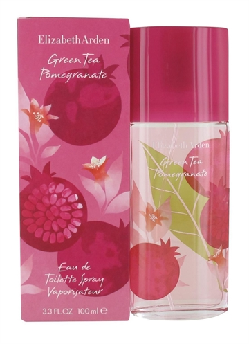 Elizabeth Arden Green Tea Pomegranate 100ml EDT Spry