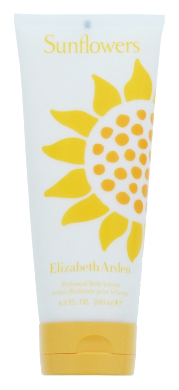 Elizabeth Arden Women's Body Lotion Sunflowers 200ml