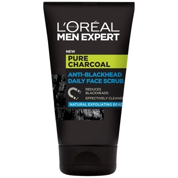 L'ORÉAL  Men Expert Pure Charcoal Scrub 100ml