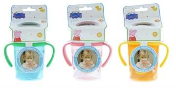 Peppa Pig & George Non-Spill Cup Assorted
