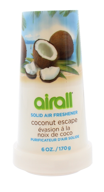 Airall 170G Air Freshener Solid Coconut