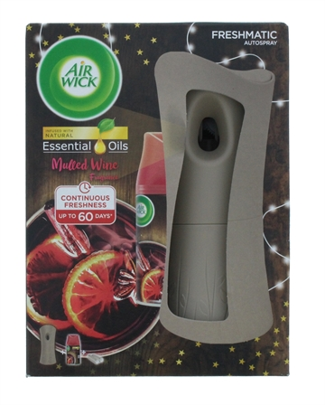 Airwick Fmm Mulled Wine Set 2Pc