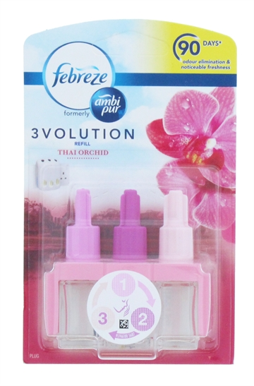 Ambi Pur 3Volution 20ml Refill Orchid