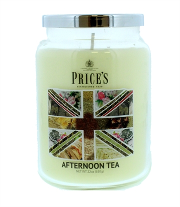 Price'S 630G  Candle Large Afternoon Tea