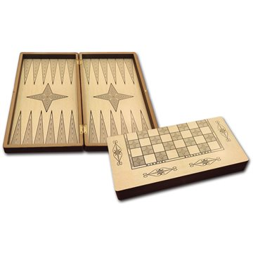 Backgammon Stor