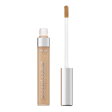 L'Oreal Paris Make-Up Designer Accord Parfait The One Concealer - 4N Beige - Concealer täckstift och concealer