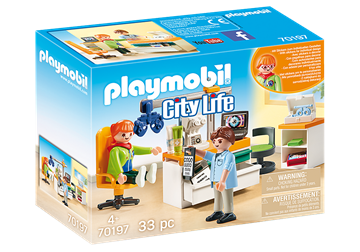 Playmobil Ophthalmologist 70197