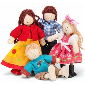 Budkin - Doll Family Gift Pack