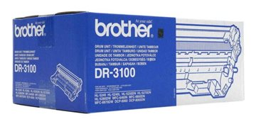 Brother DR-3100 Svart Drum, 25.000 sider