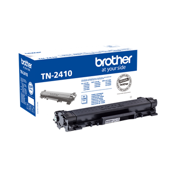 Brother TN-2410 Svart Lasertoner, 1.200 sider