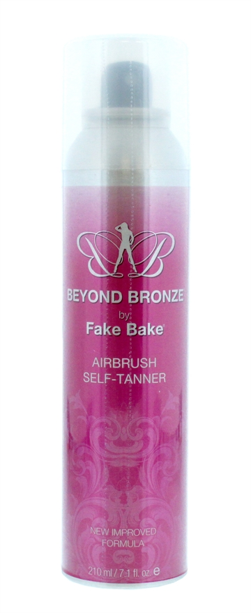 FAKE BAKE BEYOND BRONZE 210ML AIRBRUSH SELF TANNER