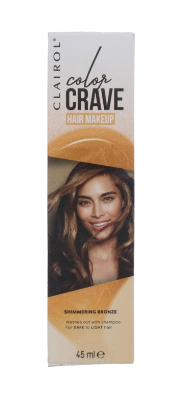 Clairol Color Crave 45ml Bronze