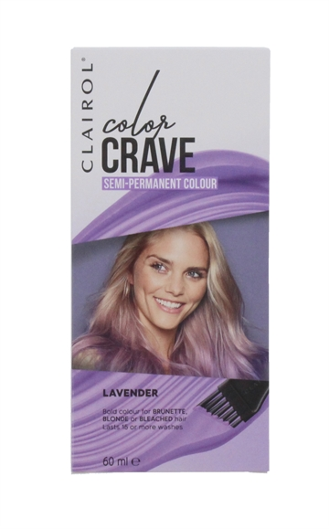CLAIROL HAIR COLOR LAVEND CRAVE 60ML