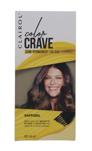 CLAIROL HAIR COLOR DAFFO CRAVE 60ML