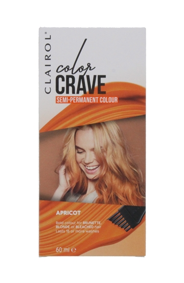 CLAIROL HAIR COLOR APRIC CRAVE 60ML