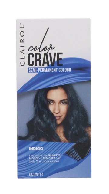 CLAIROL HAIR COLOR INDIGO CRAVE 60ML