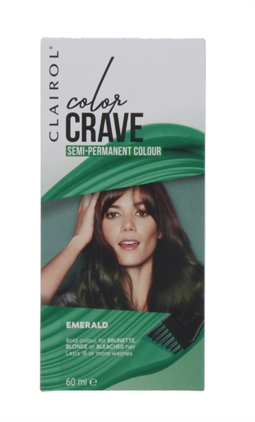 CLAIROL HAIR COLOR EMERAL CRAVE 60ML