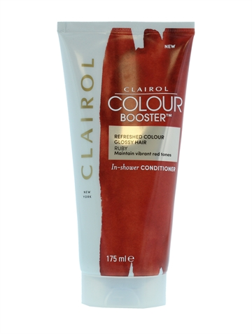 Clairol 175ml Colour Booster Conditioner Ruby