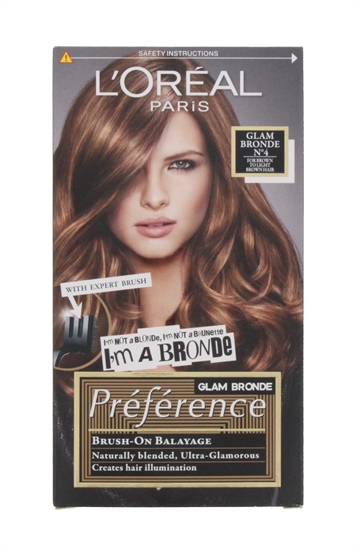 L'OREAL COLORISTA HAIR MAKE-UP COLOROUR RIVIERA BLONDE HAIR PREF